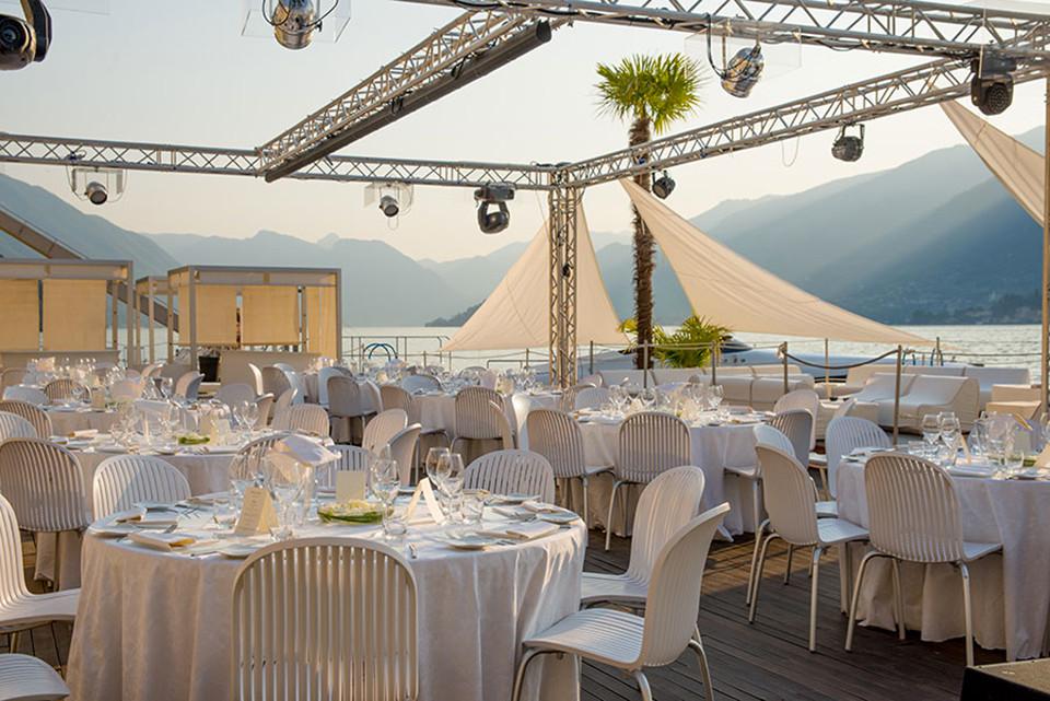 Private Events Lido Di Bellagio