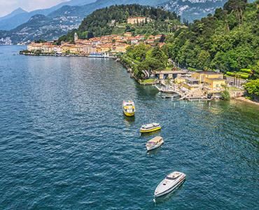 barche - Lido di Bellagio