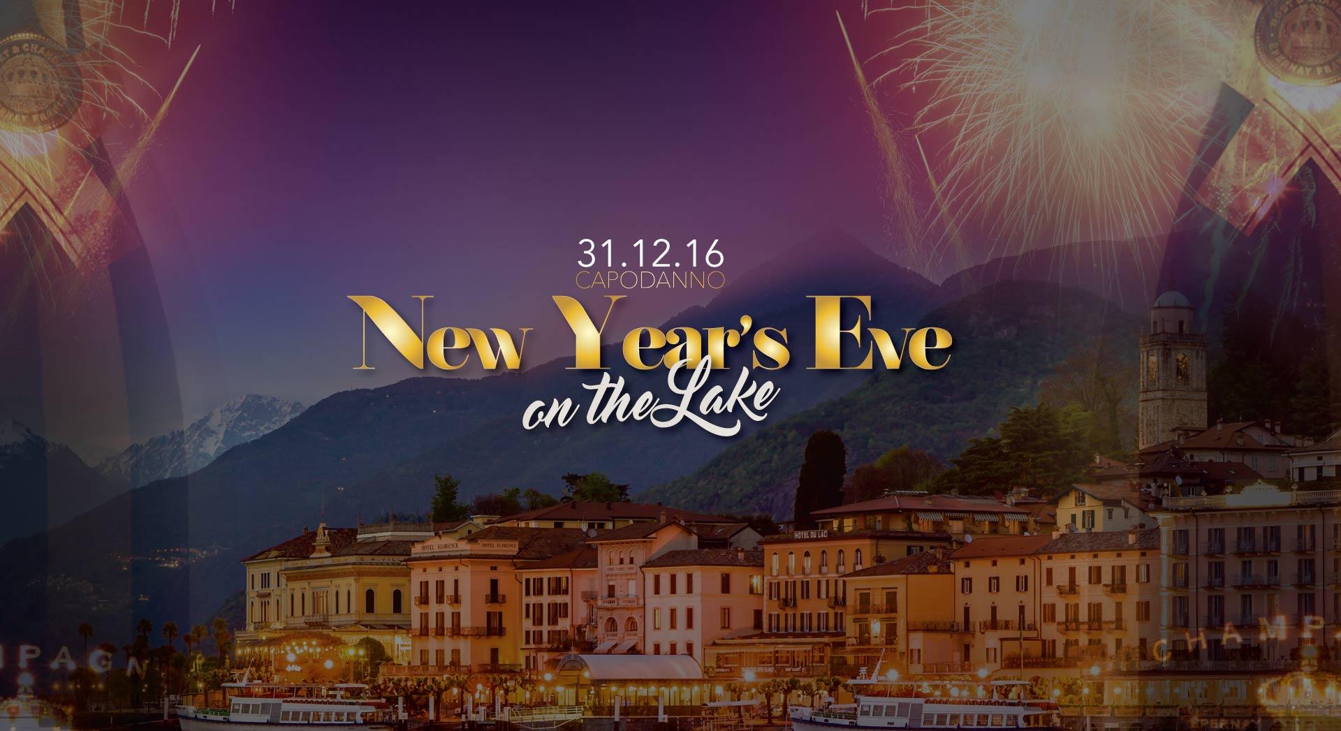 Capodanno a Bellagio - Lago di Como