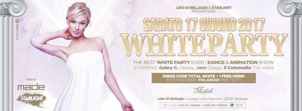 White Party - Lido di Bellagio