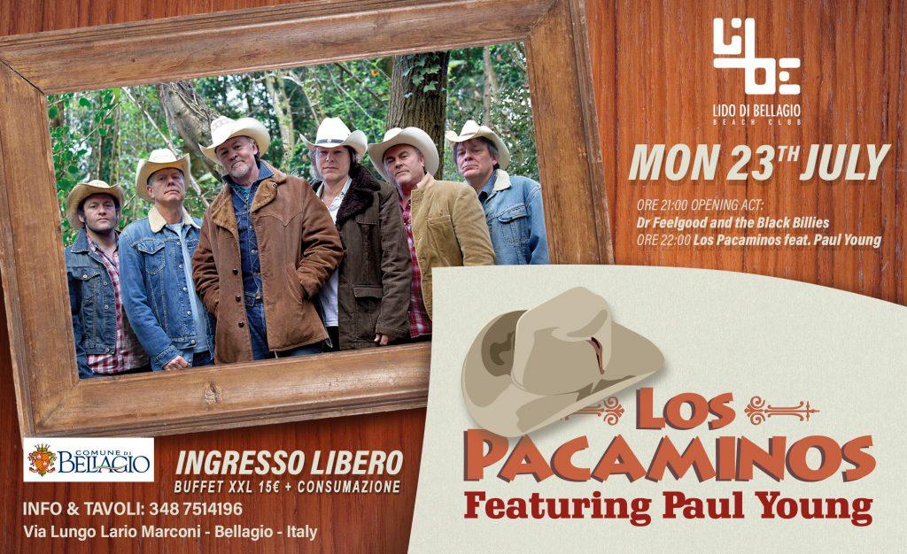 Lunedì 23 Giugno - Los Pacaminos