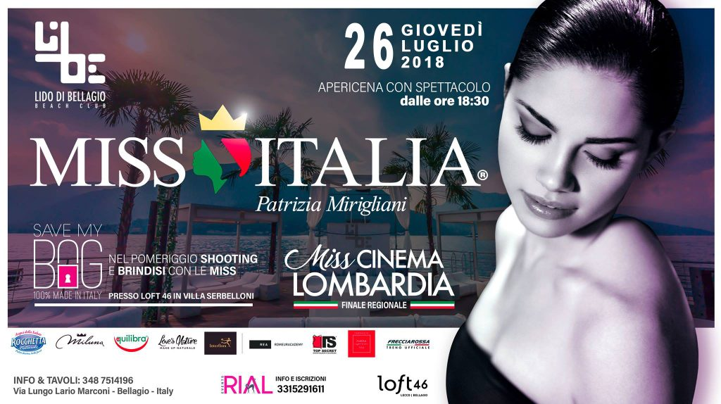 Giovedì 26 Luglio - Miss Italia
