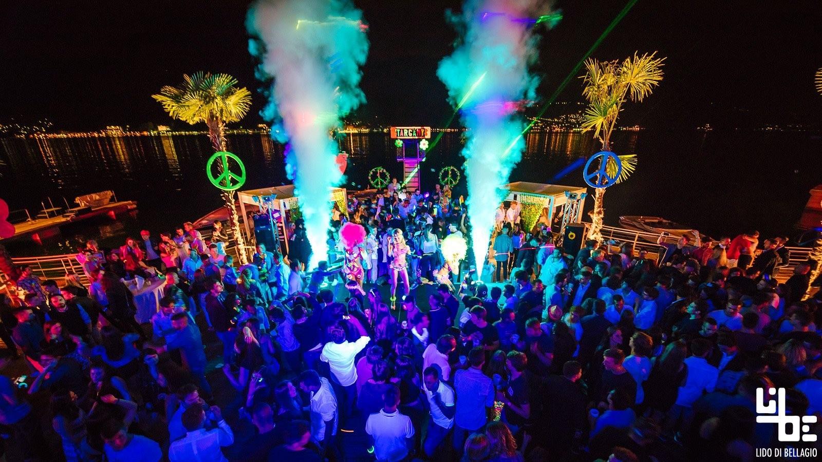 night club - Lido di Bellagio
